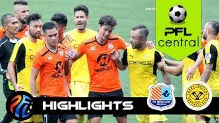 Video FC Meralco Manila 0 - 7 Ceres Negros FC | Highlights | July 15 | PFL 2017 | PFLcentral MP3, 3GP, MP4, WEBM, AVI, FLV Juni 2018