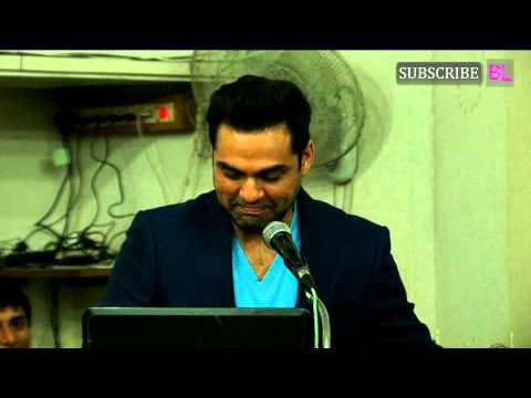 Abhay Deol in malhar festival Part 1