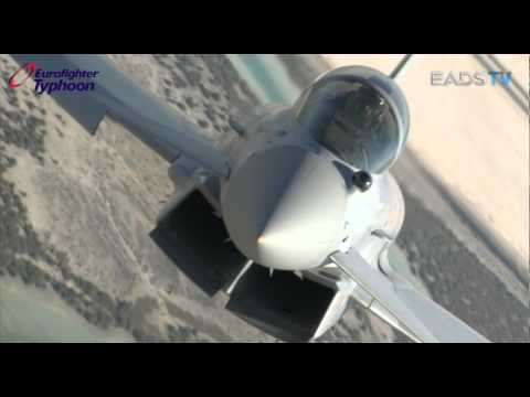 On 17th November 2011, a RAF Eurofighter...