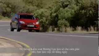 Giới Thiệu Tính Năng Hệ Thống Kiểm Soát Hướng Lực Trên Ford Focus