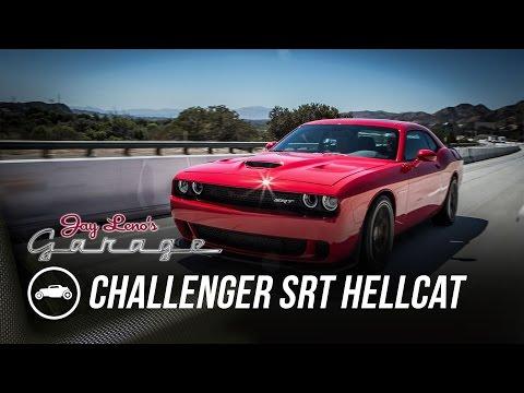 Jay Leno 2015 Dodge Challenger SRT Hellcat