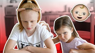 Video DEALiNG WiTH SiBLiNG JEALOUSY OVER NEW BABY 😡 MP3, 3GP, MP4, WEBM, AVI, FLV Maret 2019