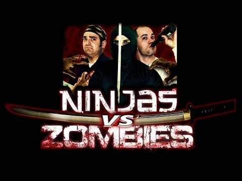 NINJAS VS ZOMBIES: Special Edition Trailer
