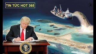 Động thái gay gắt của Mỹ gần đây trên biển Đông, cho thấy Donald Trump sẽ không để Trung Quốc tiếp tục lộng hành nữa.