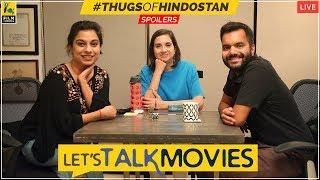 Video Let's Talk Movies | Thugs Of Hindostan, Tumbbad | Anupama Chopra, Rahul Desai, Sucharita Tyagi MP3, 3GP, MP4, WEBM, AVI, FLV April 2019