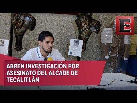 Avances en la investigación del asesinado del alcalde de Tecalitán