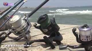 روبورتاج: صيد الأسماك في رمضان بين المتعة و الهواية