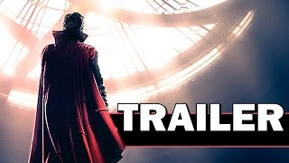 Nonton DOCTOR STRANGE Official Trailer (Marvel - 2016 ) Film Subtitle Indonesia Streaming Movie Download