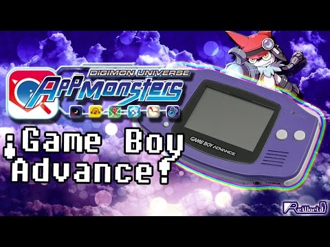 Digimon Universe: Appli Monsters ¡En Game Boy Advance!