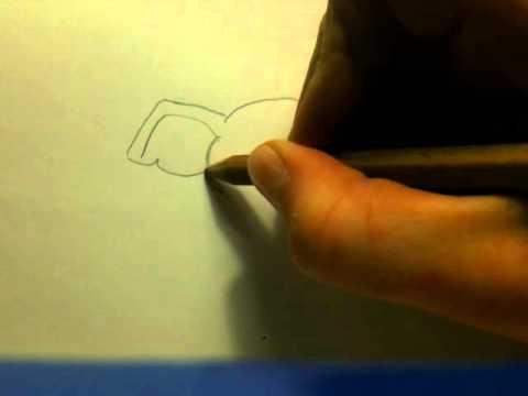 Elefant zeichnen lernen – so geht's