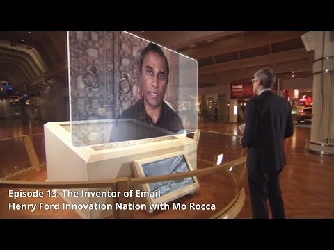 Dr. V.A. Shiva Ayyadurai, the Inventor of Email Interviewed by Mo Rocca