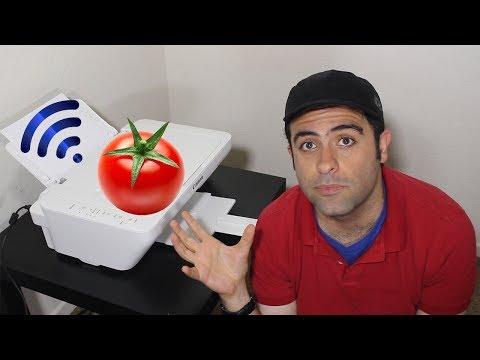 Turn your USB Printer into a Wireless Printer (using Tomato Router)