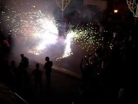 costumi e tradizioni di sicilia: lo scecco pazzo di gallodoro