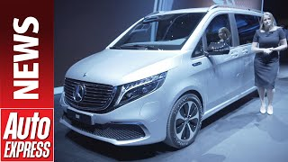 New Mercedes EQV - MPV gets all-electric treatment and 252-mile range by Auto Express