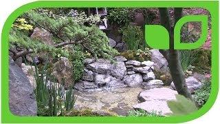 Der japanische Garten von Designer Kazuyuki Ishihara (Chelsea 2014)