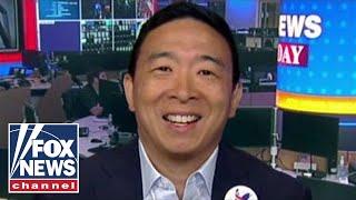 Andrew Yang previews second round of Democratic debates