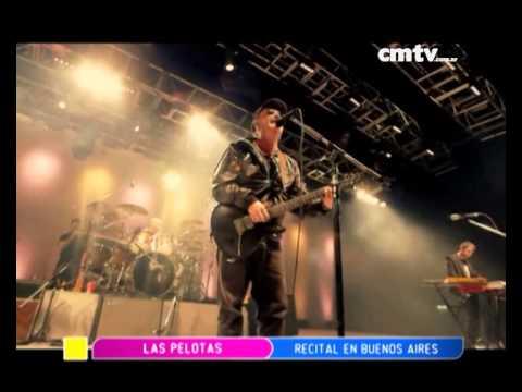 Las Pelotas video Corderos en la noche - Vivo - Buenos Aires 2014