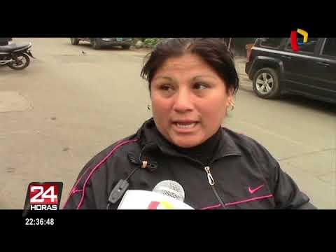 Venezolana en Perú se lanzó de un edificio para no ser asesinada (VIDEO)