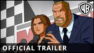 Nonton Scooby Doo  And Wwe  Curse Of The Speed Demon   Official Trailer   Warner Bros  Uk Film Subtitle Indonesia Streaming Movie Download