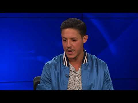 "Theo Rossi on if Shades is a Villain in Marvel's ""Luke Cage"""