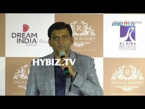Syed Rafi Ishaq-Dream Resort Brochure Launch