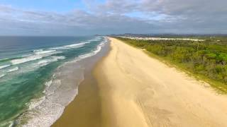 Kingscliff Australia  City pictures : DJI Phantom 3: Kingscliff NSW Australia 20150905