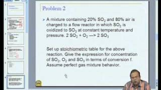 Mod-02 Lec-08 Problem Solving:Thermodynamics&kinetics