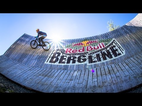 Slow Motion Slopestyle MTB – Red Bull Berg Line 2013