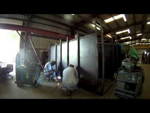 Crematory Manufacturing