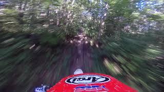 6. 2019 Husky FX350 Trail Riding
