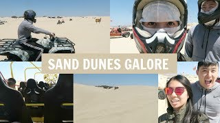 July 2nd 2017Kelvin and I take on Pismo Beach and boy was it WILD! We rode ATVs and it was my first time ever and it was crazy! To see such HUGE sand dunes like 50-80ft high was incredibly scary but I had so much fun and it's definitely an experience that I would recommend!! Kelvin and I then went berry picking and that was fun and of course for my last meal in Santa Barbara had to be Buddha Bowls!!Thank you all so much for watching and I hope you subscribe to be a part of the #infinityfam and I'll talk to you all in the next vlog!XOXOCindy♥ Watch my previous vlog - https://www.youtube.com/watch?v=3o_1LlDU3bk♥ Subscribe to my main channel - https://www.youtube.com/user/infinitelycindyFOLLOW ME ON SOCIAL MEDIA♥ Instagram - http://instagram.com/infinitely_cindy♥ Infinity Family Instagram - http://instagram.com/cindysinfinities♥ Twitter - https://twitter.com/infinitelycindy♥ Snapchat - infinitelycindy♥ Fyuse App - infinitelycindy ♥ Soundcloud - https://soundcloud.com/infinitelycindy♥ Infinity Family Instagram - https://www.instagram.com/cindysinfinities/♥ PO BOX (Valid from August 2016-September 2017)Cindy Thai2355 Westwood Blvd #879Los Angeles, CA 90064♥ For business inquiries -- infinitelycindy(@)gmail.com♥ For business inquiries for my vlog channel -- infinitelyvloggin(@)gmail.com