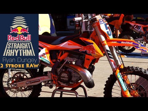 Ryan Dungey KTM 250SX 2 Stroke RAW - Dirt Bike Magazine