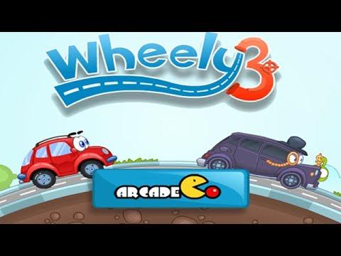 levels - Wheely 3 Walkthrough All Levels Play Wheely 3: http://goo.gl/GP7Cvt Wheely 3 By PegasGames Free Online Games, Gameplay and Walkthrough! ▻http://www.arcadego.com ********************************...