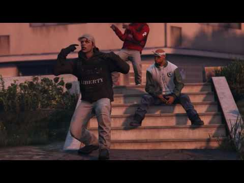 Yfn Lucci-Made for It ) Gta Music Video  FIRST MUSIC VIDEO EVER!!!