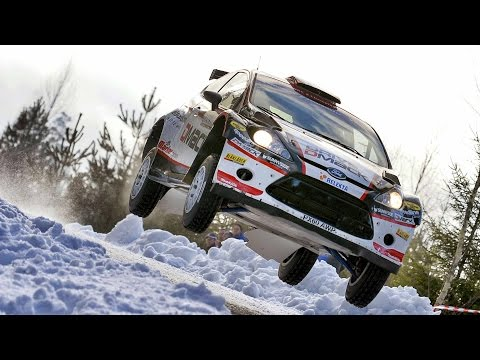 rally highlights from sweden - world rally championship 2015