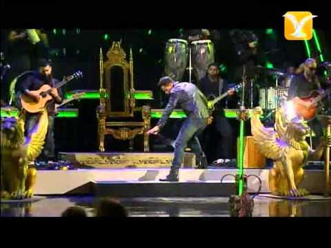 Romeo Santos, El Perdedor, Festival de Viña 2013