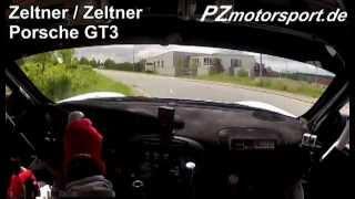 Onboard Porsche GT3 Zeltner/Zeltner Sachsen Rallye Stage 11