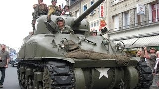 Nonton Wwii U S  Army Vehicles Parade  Goldwing Ride In Normandy  Pt3  Film Subtitle Indonesia Streaming Movie Download