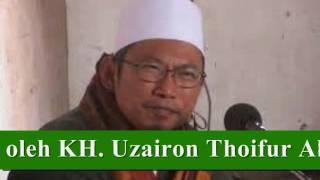 1. KHUTBAH JUM'AT KH. UZAIRON THOIFUR ABDILLAH TENTANG ISRA' MI'RAJ