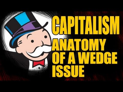 Capitalism – The Anatomy of  Wedge Issue