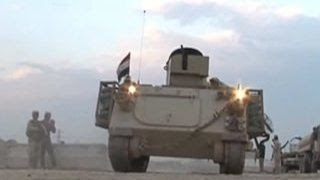 """Курды рвутся в бой: отряды ополчения начали наступление на """"столицу"""" ИГИЛ"""