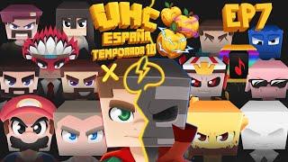 UHC España X Mindcrack Ep7, Entrar y Salir