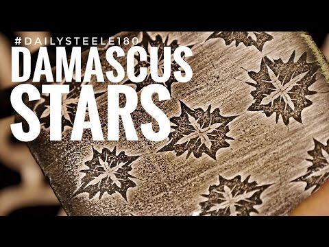 Video DAMASCUS STEEL STARS!!! download in MP3, 3GP, MP4, WEBM, AVI, FLV January 2017