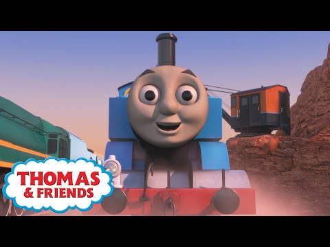 Thomas & Friends™ | School of Duck | Best Moments | Thomas the Tank Engine | Kids Cartoon