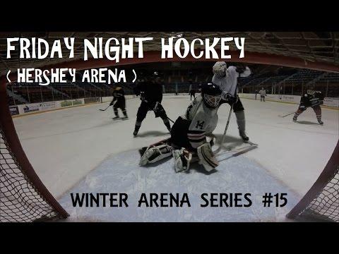 Hershey Park Arena Hockey Highlights ( 3-10-17 ) Winter Arena Series # 15