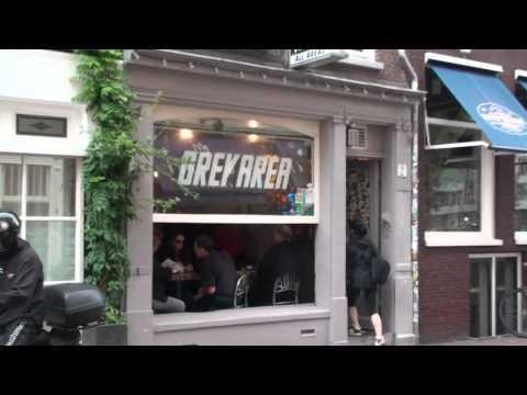 Travel: Cannabis Coffee Shops in Amsterdam