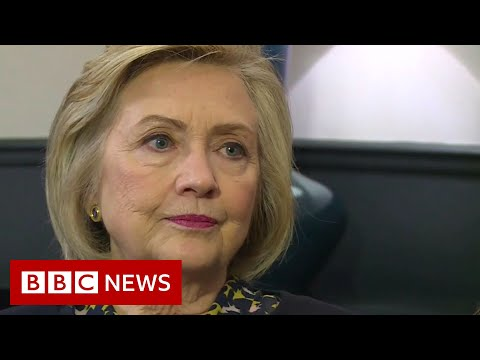 Clinton 39Every UK voter deserves to see Russia report39 - BBC News