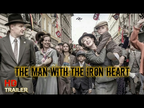 HHhH : The Man with the Iron Heart(2017) Teaser Trailer | Rosamund Pike, Jack O'Connell