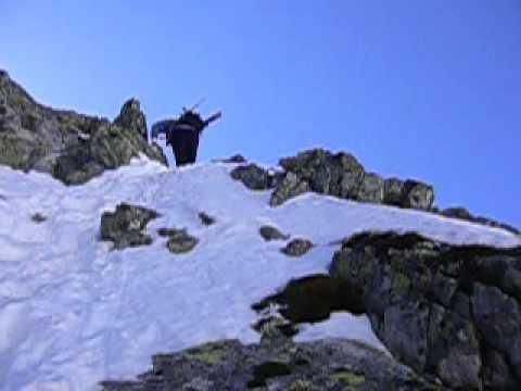 Skialp Vysoká