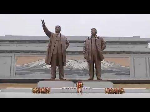 Η Βόρεια Κορέα συμμετέχει στον εορτασμό του Σεληνιακού νέου Έτους…